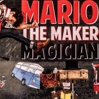 Mario the Maker Magician