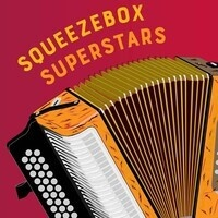 Squeezebox Superstars: A Night of Accordion Mastery w/ Billy McComiskey, John Shock & Friends, Simone Baron, Rob Curto