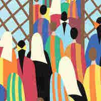 GALLERY TALK- Helen Zughaib: Unfinished Journeys