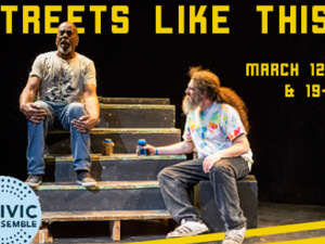 Civic Ensemble's ReEntry Theatre Program: Streets Like This