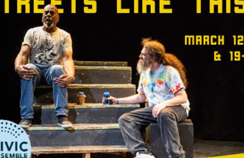 Civic Ensemble's ReEntry Theatre Program: Streets Like This