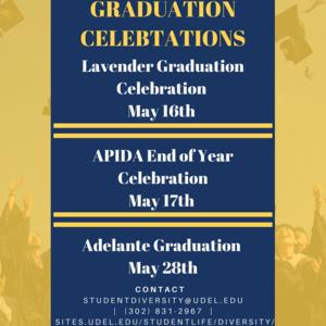 Adelante: Latinx/Hispanic Graduation