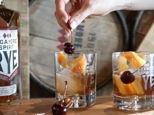 Sagamore Spirit Old Fashioned Cocktail Tour