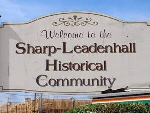 Sharp Leadenhall by Foot: 250 Years of African American Heritage