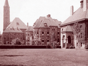 Stone and Spirit: The Original Campus of Goucher College