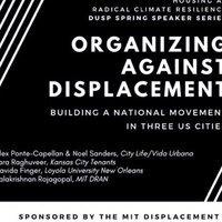 Organizing Against Displacement