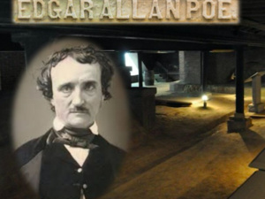The Catacombs Under Westminster: Two Hundred Years of Tombs and Edgar Allan Poe's Gravesite