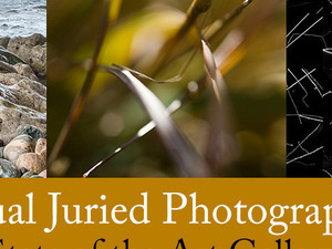 State of the Art 31st Annual Juried Photography Show postcard