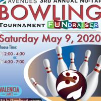 AvenuesSLS Public Bowling Fundraiser