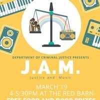 CANCELED: Second Annual J.A.M. - Justice and Music event