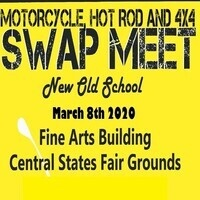 Motorcycle, Hot Rod, and 4x4 Swap Meet