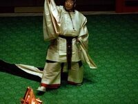 Gagaku Workshops: Kimono Display and Workshop