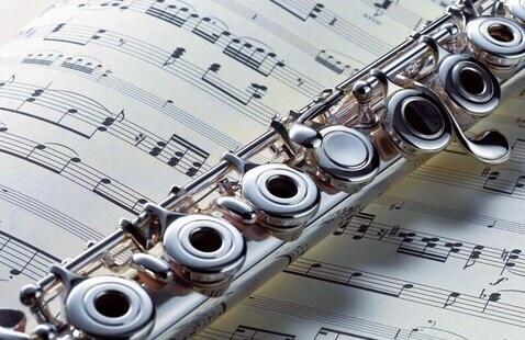 Cancelled: Katie Cermak Flute Recital
