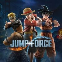 Video Game Tournament: Jump Force