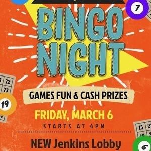 DDSS Bingo Night 3/6/2020
