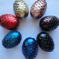 Crafty Teen: Dragon Egg