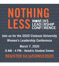 Women's Leadership Conference 2020: Nothing Less