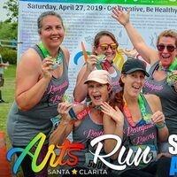SCV Arts Run