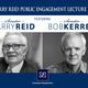 Harry Reid Public Engagement Lecture Series featuring Senator Harry Reid and Senator Bob Kerrey