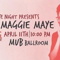 Comedian Maggie Maye