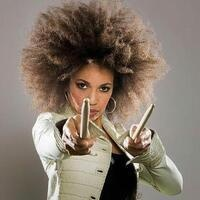 Cindy Blackman Santana Live Recording Session