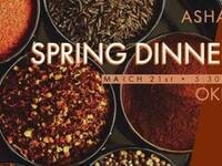 Asha Cornell Spring Dinner 2020
