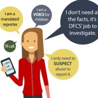 Mandated Reporter Training of the Trainer: Prevent Child Abuse Georgia
