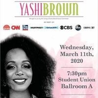 Yashi Brown