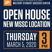 Military Student Success Center Open House