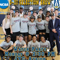 2020 DIII Women's Basketball Selection Watch Party