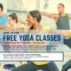Free Yoga Classes, Every Thursday