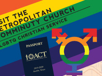 Metropolitan Community Church Visit with iACT's Passport Program