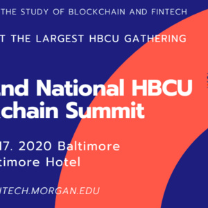 2nd  National HBCU Blockchain Summit