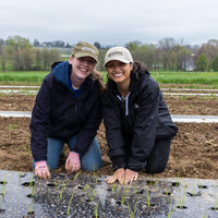 Earth Day at the (Rodale Institute) Farm