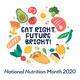 Eat Right, Future Bright Festival