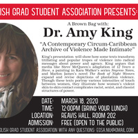 Dr. Amy King Event Information