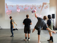 Kristin Lucas: Mixed Feelings in Mixed Reality