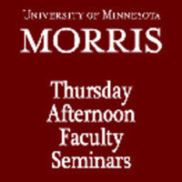 Thursday Afternoon Faculty Seminar (TAFS)