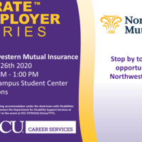 CANCELLED: Pirate Employer Series: Northwestern Mutual