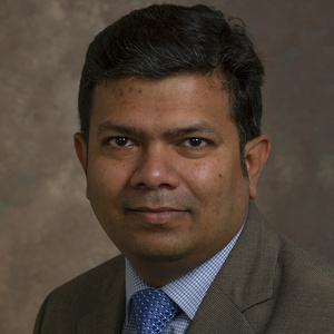 DSS Speaker, Vishal Saxena, Department of Electrical & Computer Engineering, Associate Professor, University of Delaware
