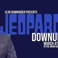 CDU Presents: Jeopardy Downunder