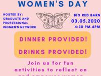 Celebrate International Women's Day at Big Red Barn!