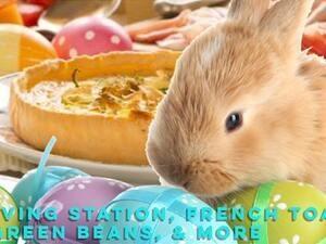 Easter Sunday Live Jazz Brunch Buffet