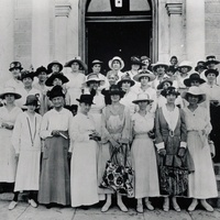 Texas Suffrage Movement