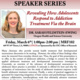 LUNCH AND LEARN: Dr. Sarah Felstein-Ewing - How Adolescents Respond to Addiction in the Brain