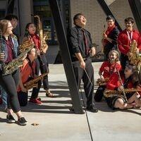 Cascade Clarinet Consort and Siskiyou Saxophone