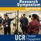 Symposium - Undergraduate Research, Scholarship, and Creative Activity Symposium