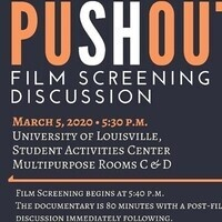CJ presents PUSHOUT film screening and panel discussion