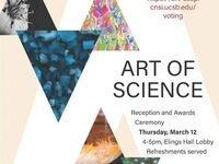 Art of Science Reception