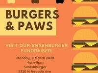 Burgers & PAWS